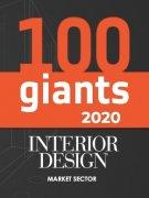 "Space Matrix获《室内设计》""2020 Top 100 Giants""榜办"