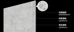 """【设计师说】对标石材 诺贝尔瓷抛砖5.0-""""全通体"""