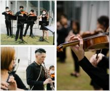 致敬极简主义,顶级管弦乐专场音乐会在香港K