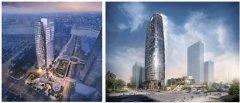 """腾讯华东总部大厦的设计蕴含""""万家灯火、和而"""