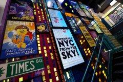 乐高®跨界联动全新百老汇音乐剧,隆重揭幕纽约